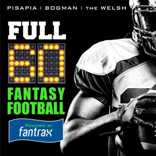 Full 60 Fantasy Football    Ep 7   NFL Draft First Round