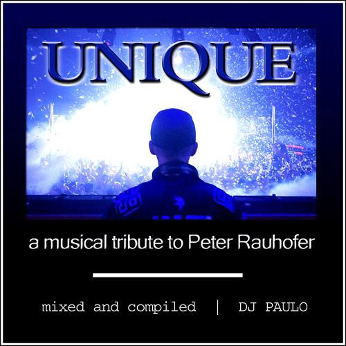 A MUSICAL TRIBUTE TO PETER RAUHOFER - Mixed By DJ PAULO (2013)
