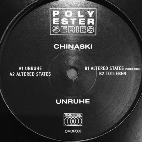 Chinaski // Unruhe EP // OMDP003