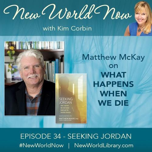 Episode 34: Seeking Jordan with Matthew McKay