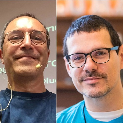 Ep44: Adventures in Application Integration with the Italian Data Center Dream Team