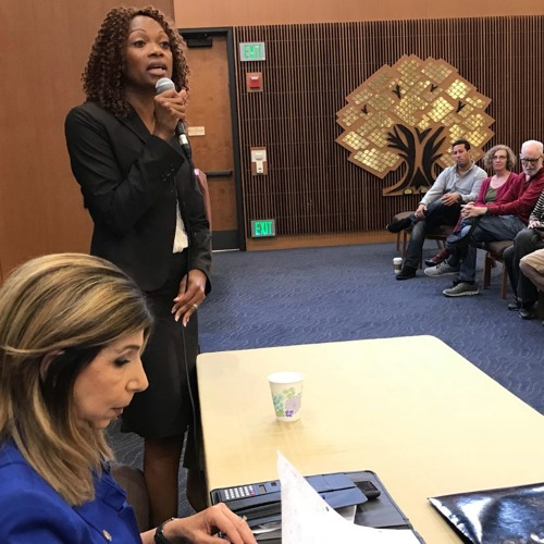 San Diego District Attorney and Sheriff Forum at Temple Emanu-El
