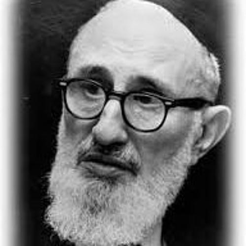 Rav Soloveitchik - Majesty and Humility
