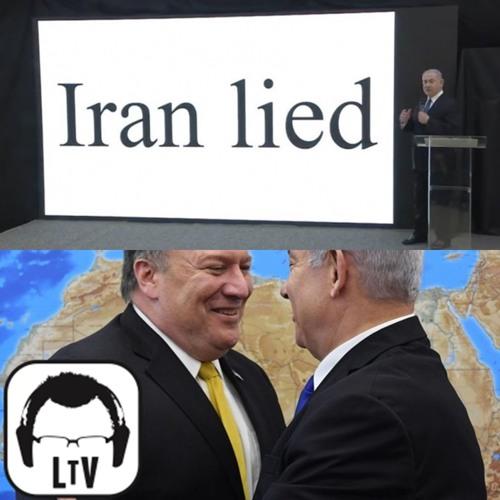 4.30.2018: Netanyahu's Powerpoint - Making Israel Great(er) Again