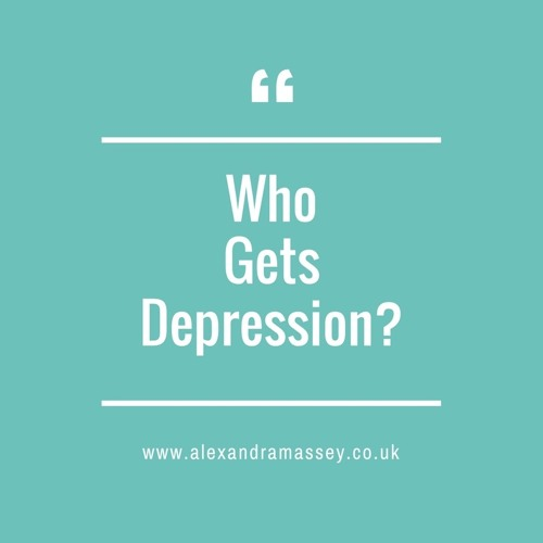 Who Gets Depression?