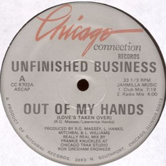 Unfinished Business vs Omni - Out Of My Hands (Love's Taken Over)