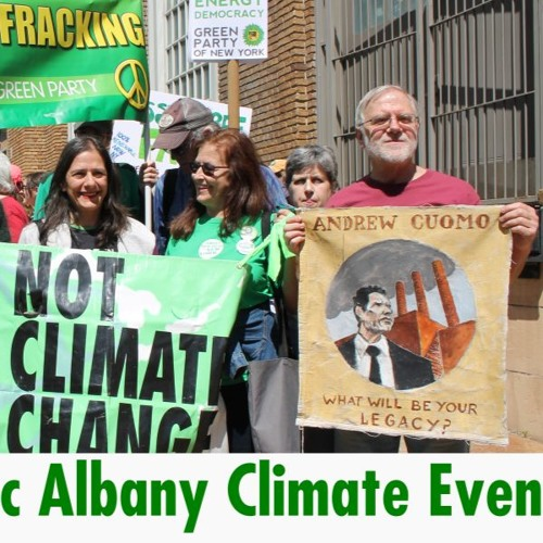 Climate Change May Day