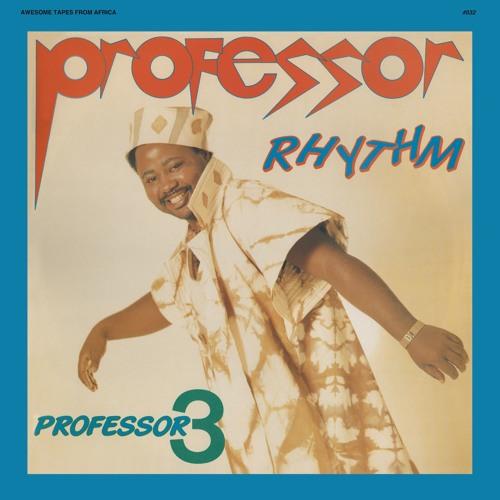 Professor Rhythm — Professor 3 (LP/CD/Digital out now)