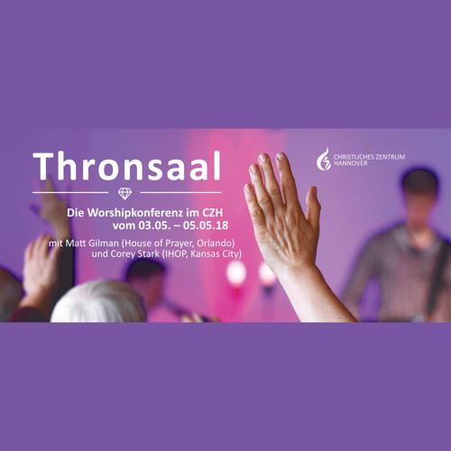 Thronsaal – die Worshipkonferenz 2018