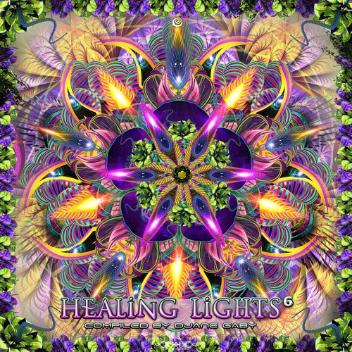 *** HEALING LIGHTS 6 *** compiled by DJane Gaby / Spiral Trax