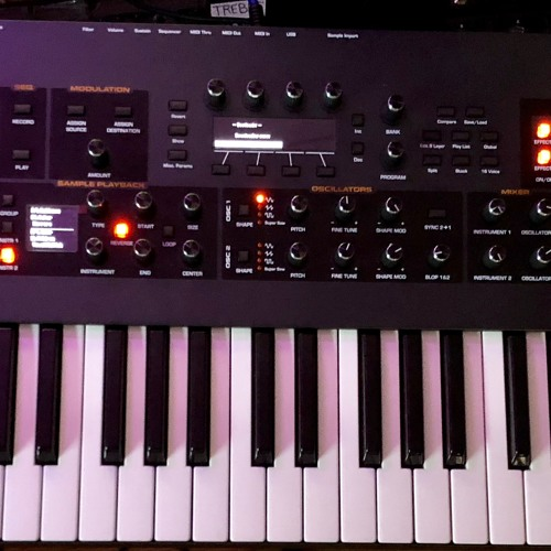 DSI/ Sequential Prophet X Synthesizer