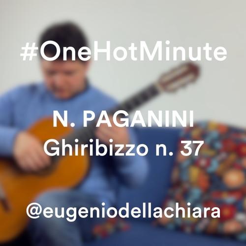 Niccolò Paganini - Ghiribizzo MS 43 n. 37