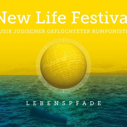 Schalom 14. Juli .2017 - Premiere des jüdischen New Life Festivals in Berlin