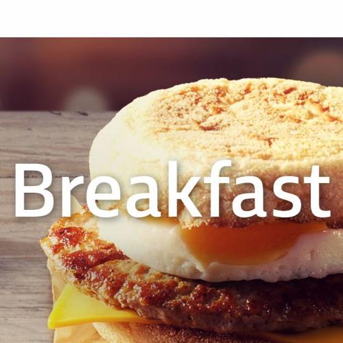 McDonalds Breakfast Affinity 20s Brenda