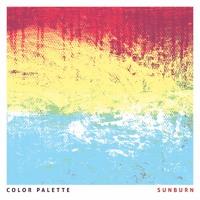 COLOR PALETTE - SUNBURN
