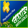 PS Plus vs Games with Gold May 2018 - The Broken Pixel Podcast - Ep. 79