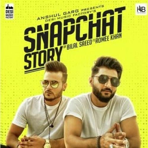 Daru Badnaam Song 2018: Snapchat Story -Bilal Saeed Ft.Romee Khan(Desi Music