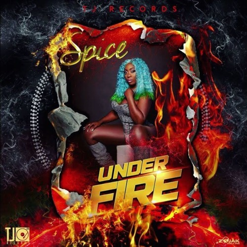 Spice - Under Fire (Official Audio) - May 2018