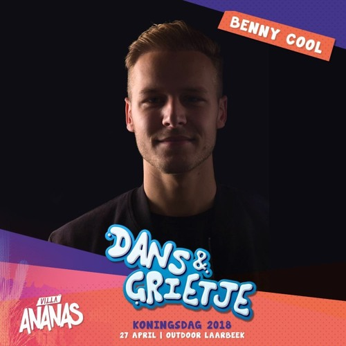 Benny Cool X Dans & Grietje X Villa Ananas (Benny's Favorites #7)