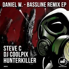 #MNR020 Daniel W. - Bassline (Steve C Remix)
