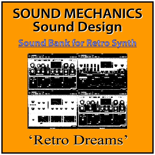 Retro Bank Design.Retro Synth Bank By Sound Mechanics Sound Design On Soundcloud