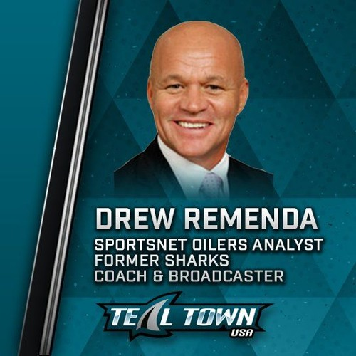 Interview: Drew Remenda - Former San Jose Sharks Coach and Broadcaster