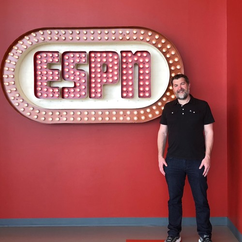 Ben Webber's journey from WC to ESPN