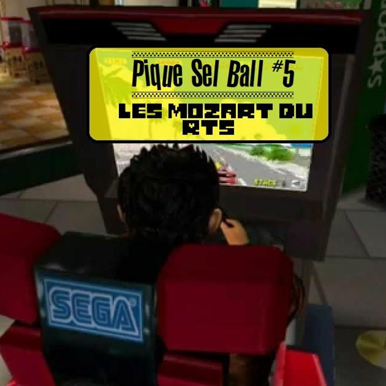 Pique Sel Ball #5