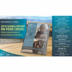 IFPRI SPECIAL EVENT: Washington, DC Launch--2018 Global Report on Food Crises- 4/27/2018