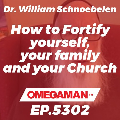 Episode 5302 - How to Fortify yourself, your family and your Church - Dr. William Schnoebelen