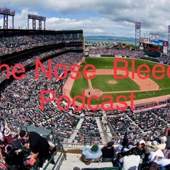 """Nose Bleeds """"4"""" MLB Launch Angle, and NBA Playoffs"""