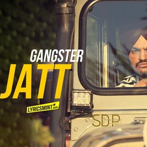 Gangster Jatt (Full Song) Sidhu Moose Wala Ft  Byg Byrd | New