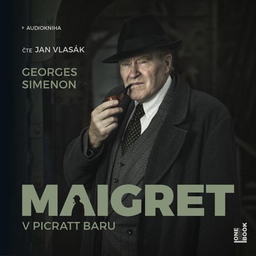 Georges Simenon - Maigret v Picratt Baru / čte Jan Vlasák - demo - OneHotBook