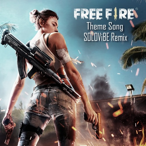 Free Fire Battlegrounds Theme Song Remix By Solovibe On
