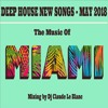 THE MUSIC OF MIAMI - NEW DEEP HOUSE SONGS WITH TRACK LIST - MAY 2018 (mix by dj Claude Le Blanc)