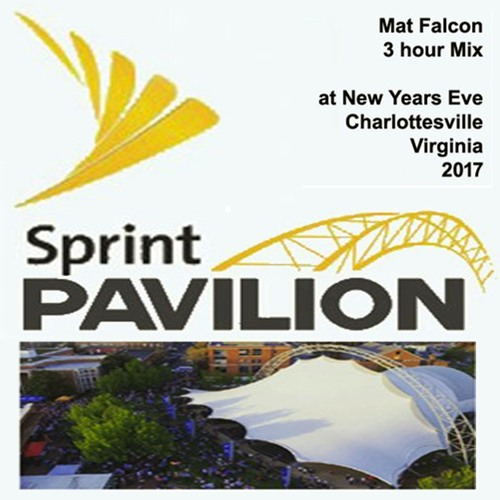 Mat Falcon @ Sprint Pavilion New Years Eve Charlottesville Virginia 2017