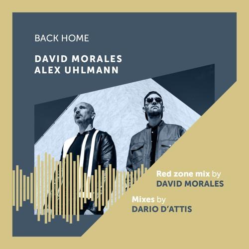 BACK HOME - David Morales  RED ZONE  Instrumental MIX