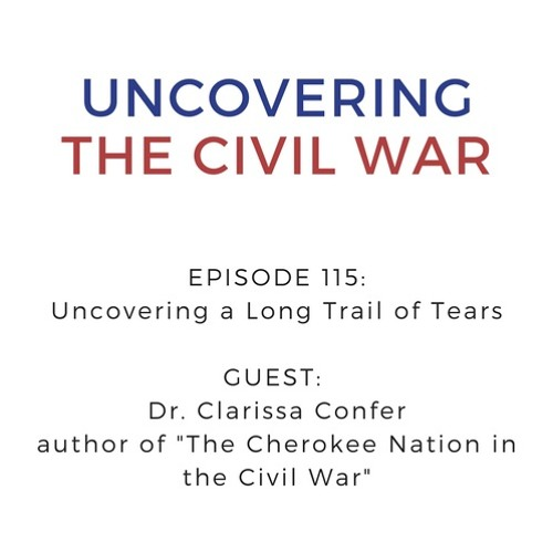 Episode 115: Uncovering a Long Trail of Tears