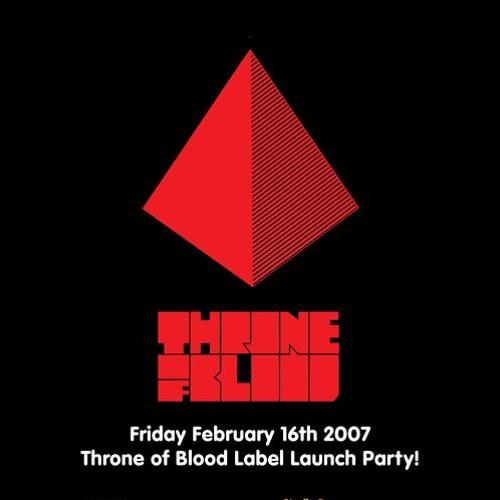 Throne of Blood Party Feb. 16th @ Studio B 01
