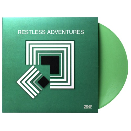 Restless Adventures by Klaus Layer (Full LP, Vinyl Re-Issue Now Available)