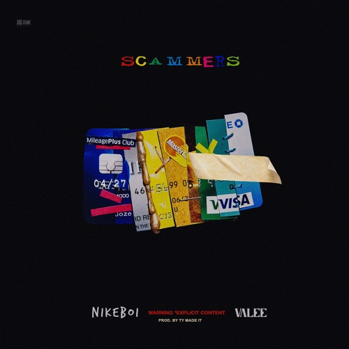 Scammers ft. Valee