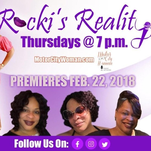 Rocki's Reality 5 - 3-2018 Blended Families