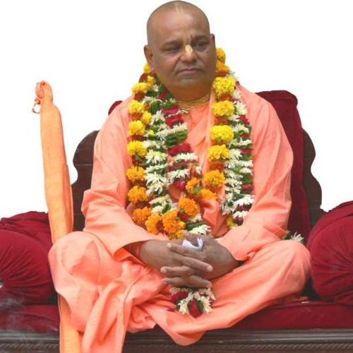 Radha Govinda Sw - Bhagavan ke liye hamare aasu hi sabse sundar jal hai