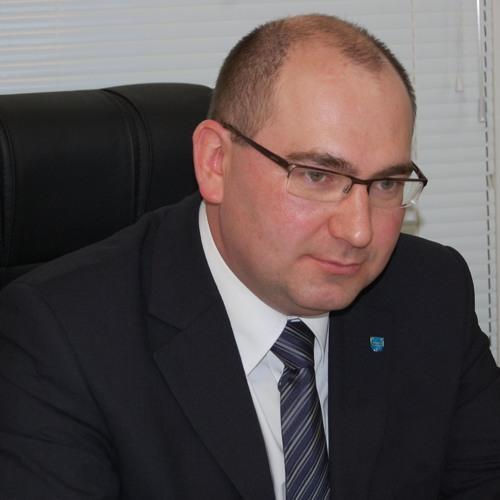 Руководитель Нарвского парка производства и логистики Вадим Орлов