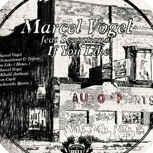 SB PREMIERE: Marcel Vogel - If You Like (Alma Negra's Wisdom Of Oz Remix)