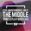 Zedd, Maren Morris, Grey - The Middle (Press Play Bootleg) **FREE DL**