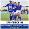 GS68: Our biggest win over Arsenal in WSL history - Episode 28