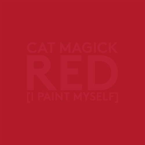 RED (I Paint Myself)