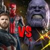 Avengers Vs Thanos  Infinity War Rap Battle
