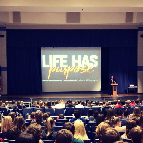 "Ryan Bomberger's ""Life Has Purpose"" Presentation at Vicksburg High School"